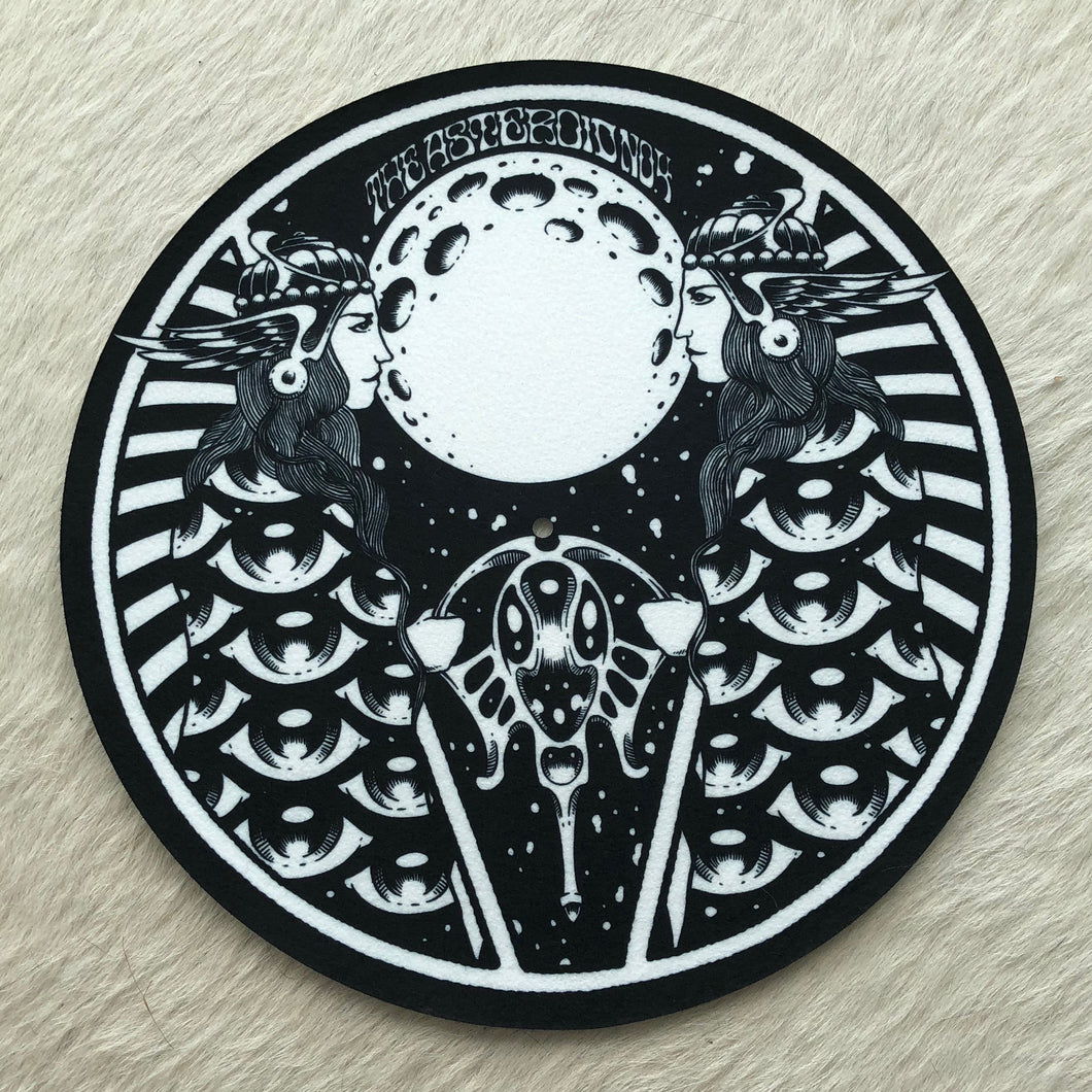 A4 Alan Forbes S/T Vinyl Turntable Slipmat