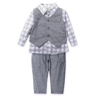 Daddy's Little Twin Suit Set