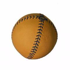 LEMON BALL™ baseball. Yellow/Blue