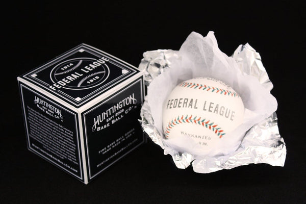 Federal League Baseball 1914 by Huntington Baseball Co.