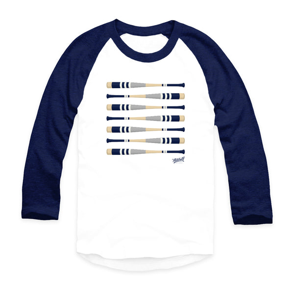 Mitchell Bat Co Bronx Raglan