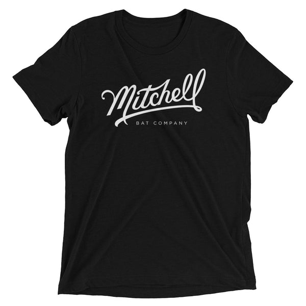 Mitchell Bat Co. short sleeve tee (black/white)