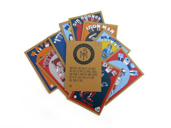 Fungo Baseball Cards: 1985 Throwback Thirty Set