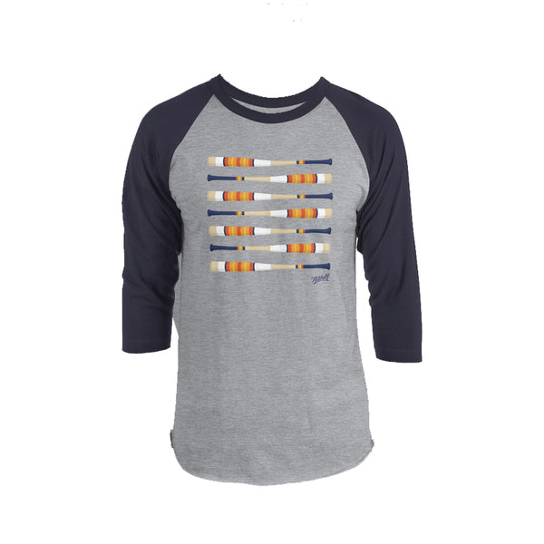 Mitchell Bat Co Houston Raglan