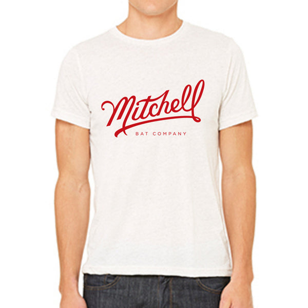 Mitchell Bat Co. short sleeve tee (oatmeal)