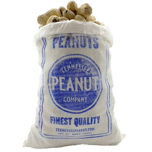 Traditional Salty | 2LB Roasted In-Shell Peanuts