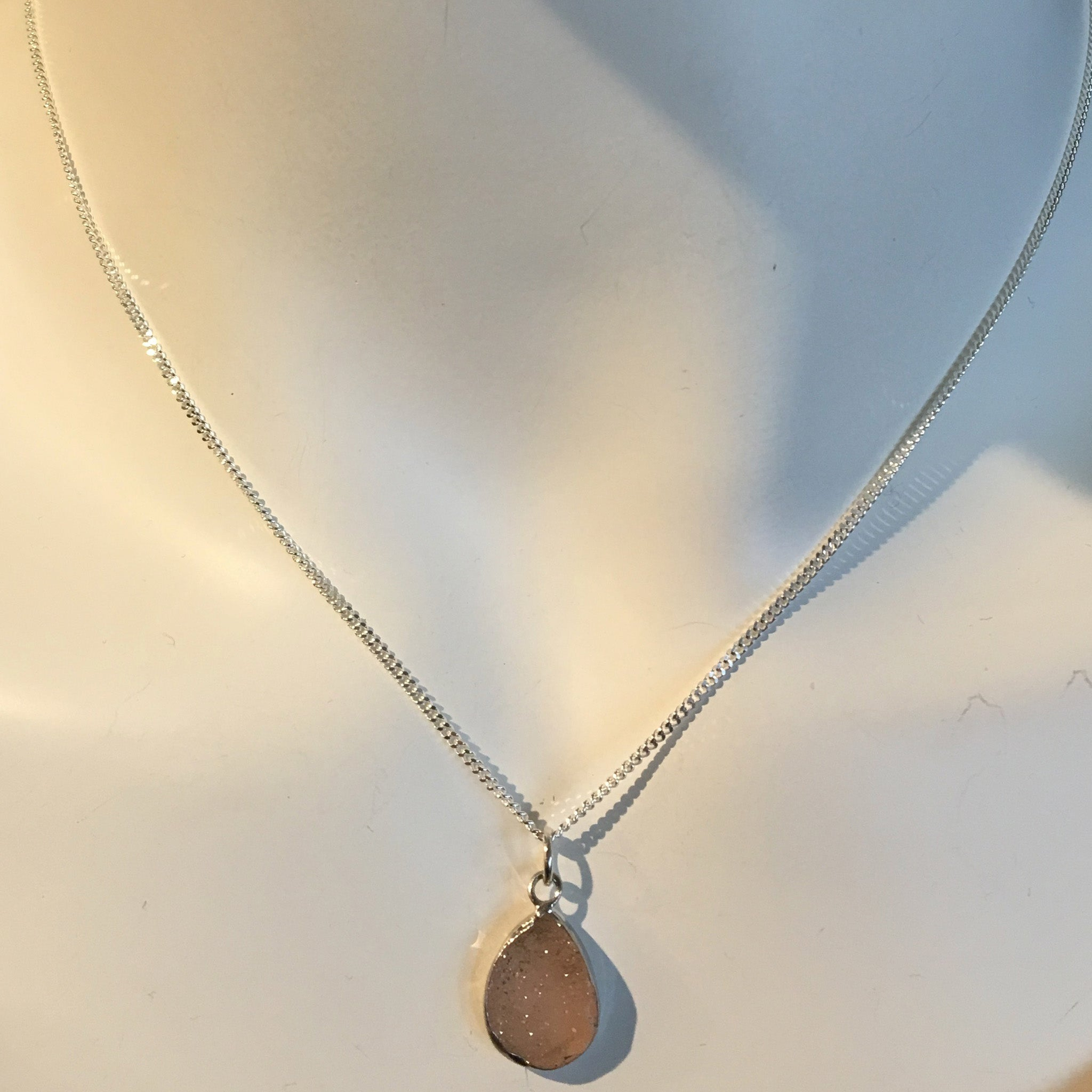 Stone Cooper Layering Necklaces