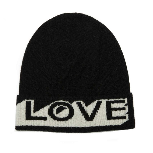 Green Thomas LOVE Logo HAT Black two tone