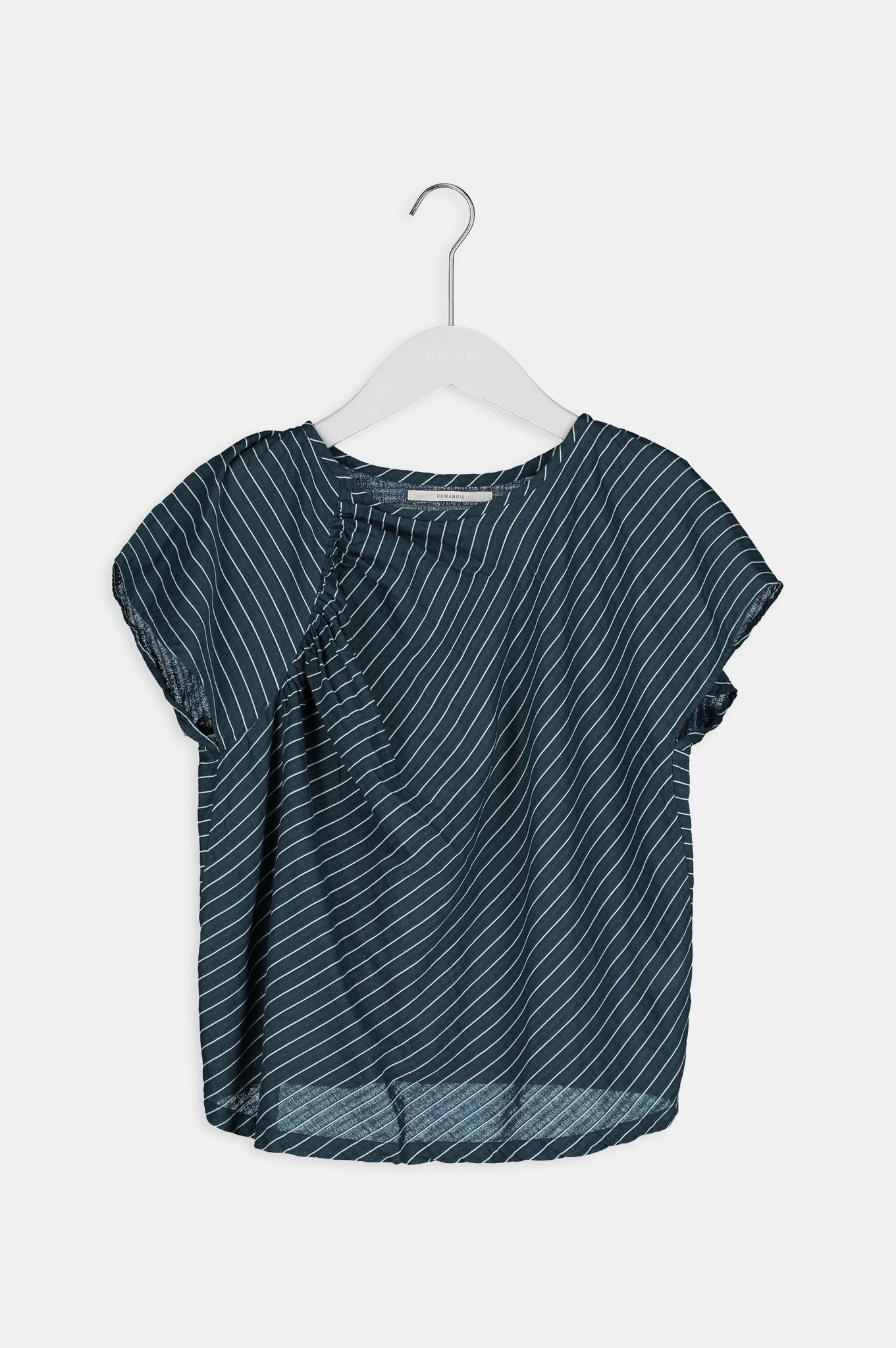 Humanoid Meez Midnight Stripe Top