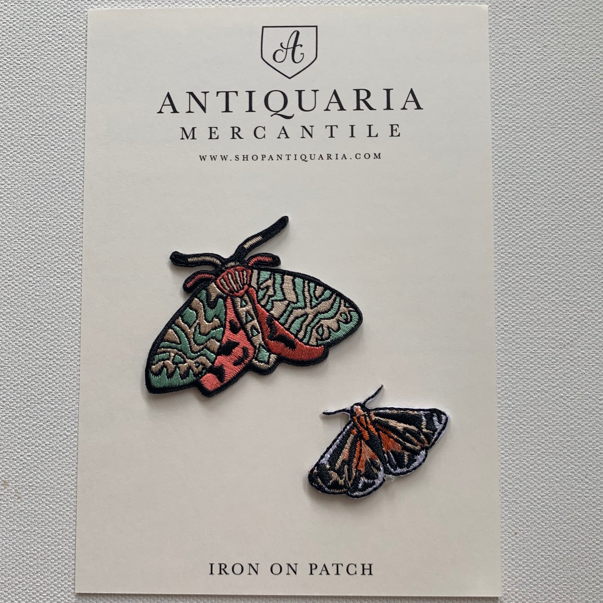 Antiquaria Patches