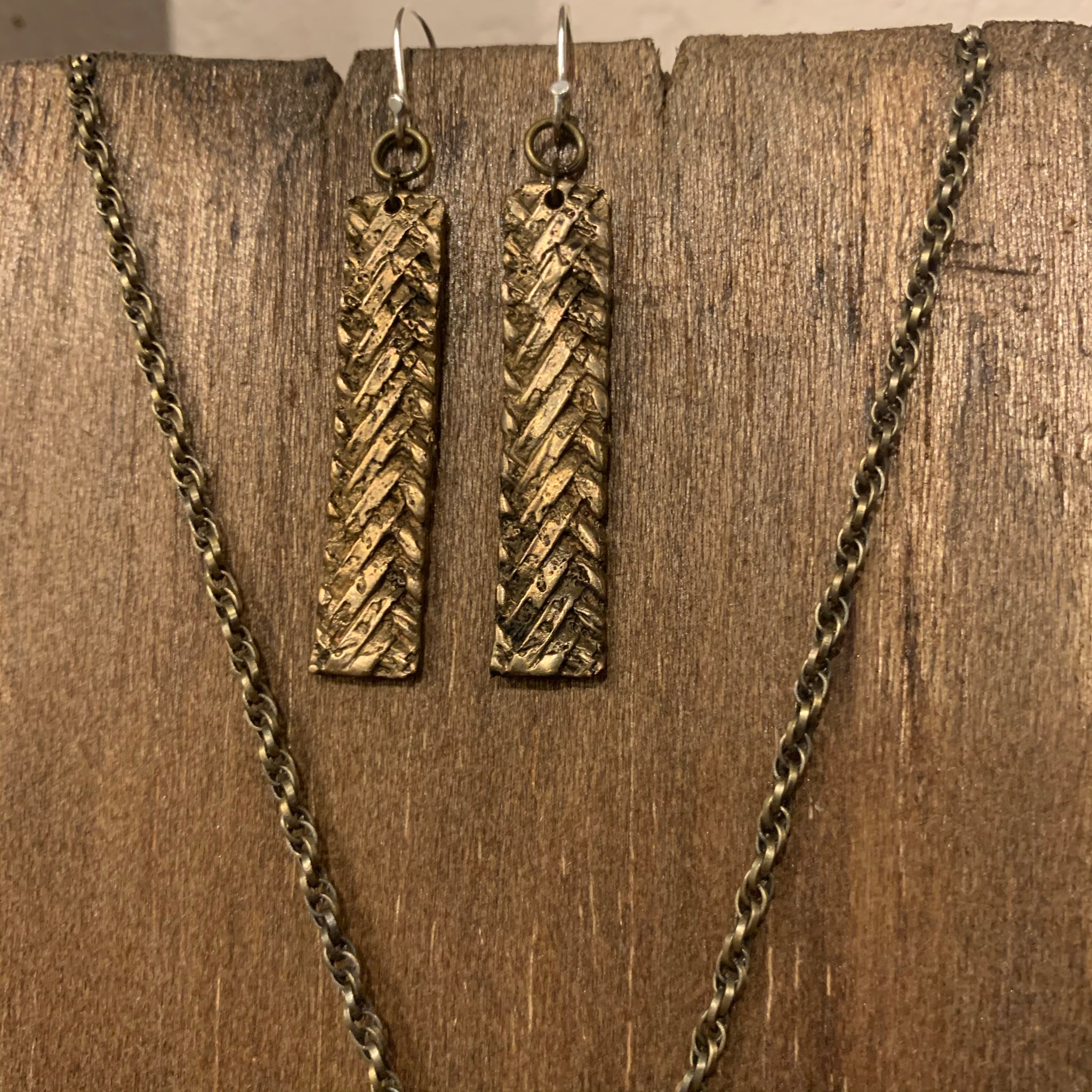 Unmarked Industries Earrings