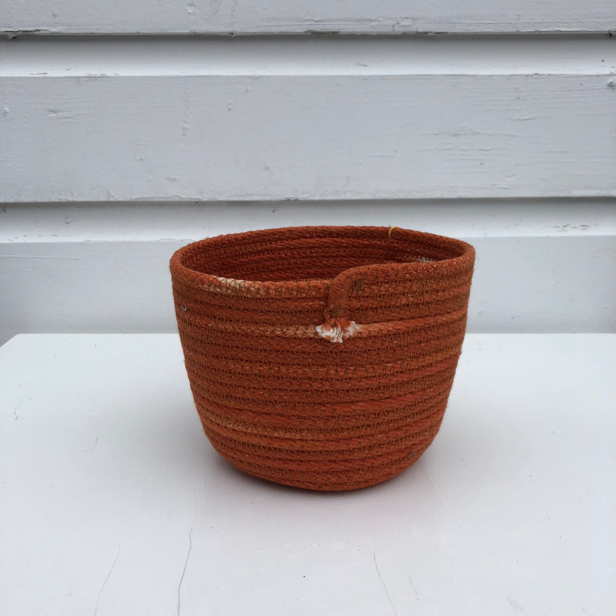 Hey Blue Handmade - Cotton Rope Vessels