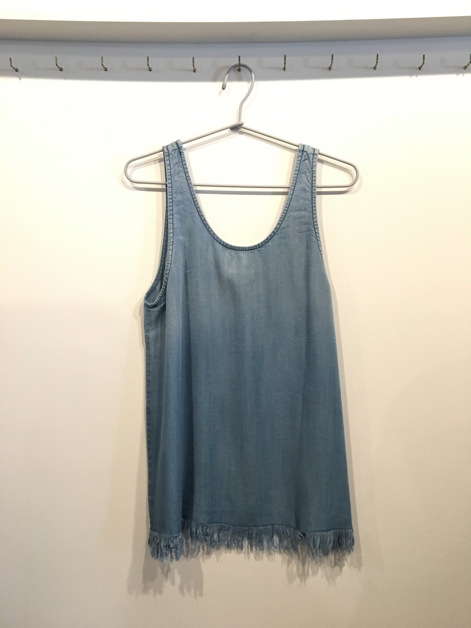 TINA + JO Feather tank