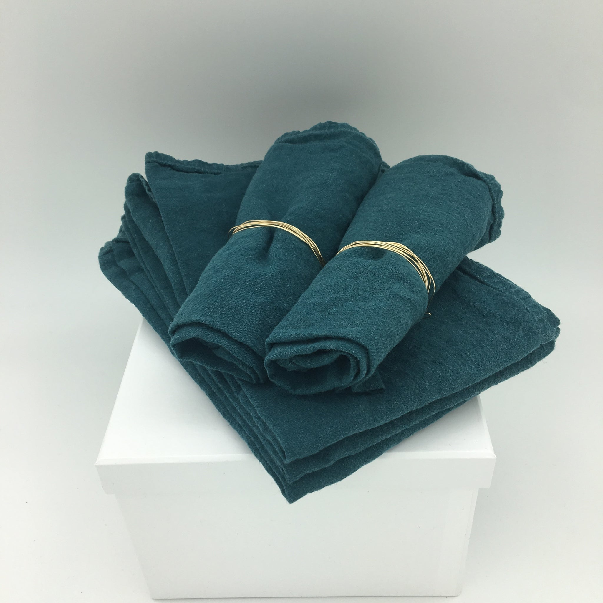 Hawkins Simple Linen Napkins