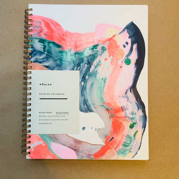 Handpainted Workbook Nightfall