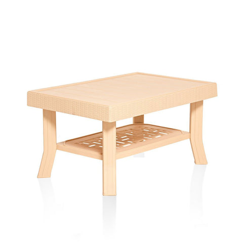 Varmora Coffee Table (Beige)