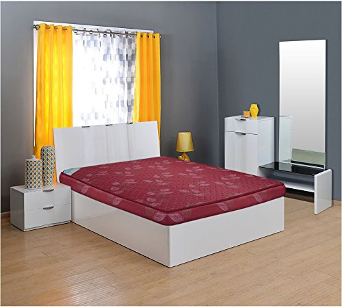 Nilkamal Dream Mattress (75x72) - 4 inch - HOMEGENIC