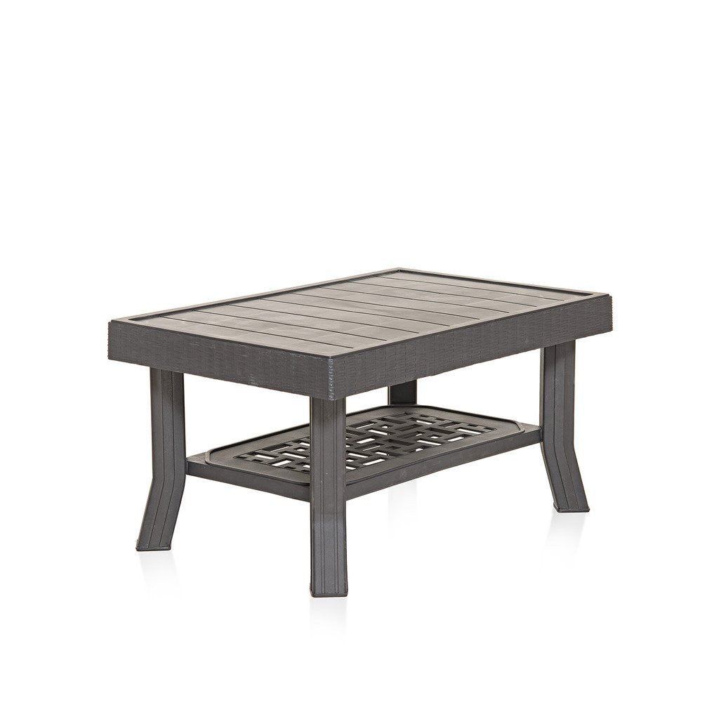 Varmora Coffee Table (Black)