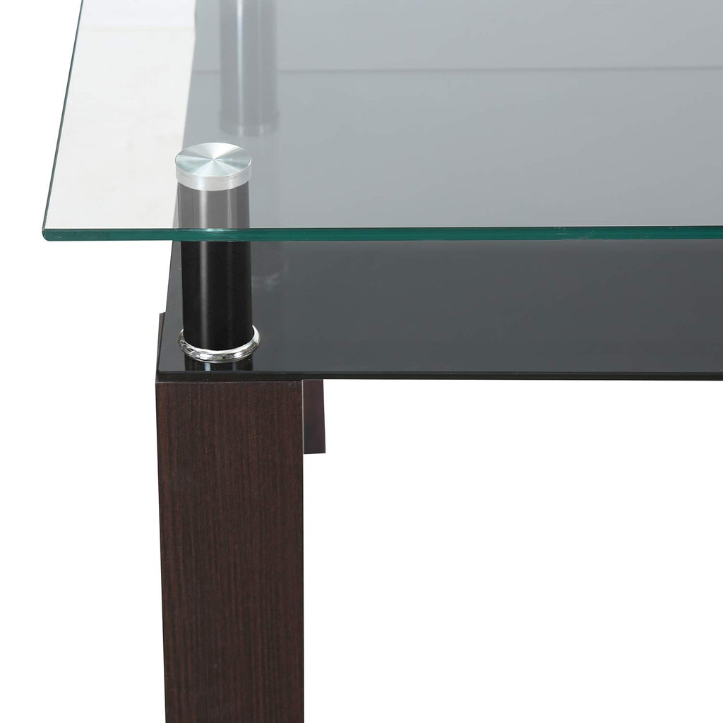 Nilkamal Mississippi Center Table (Wenge)