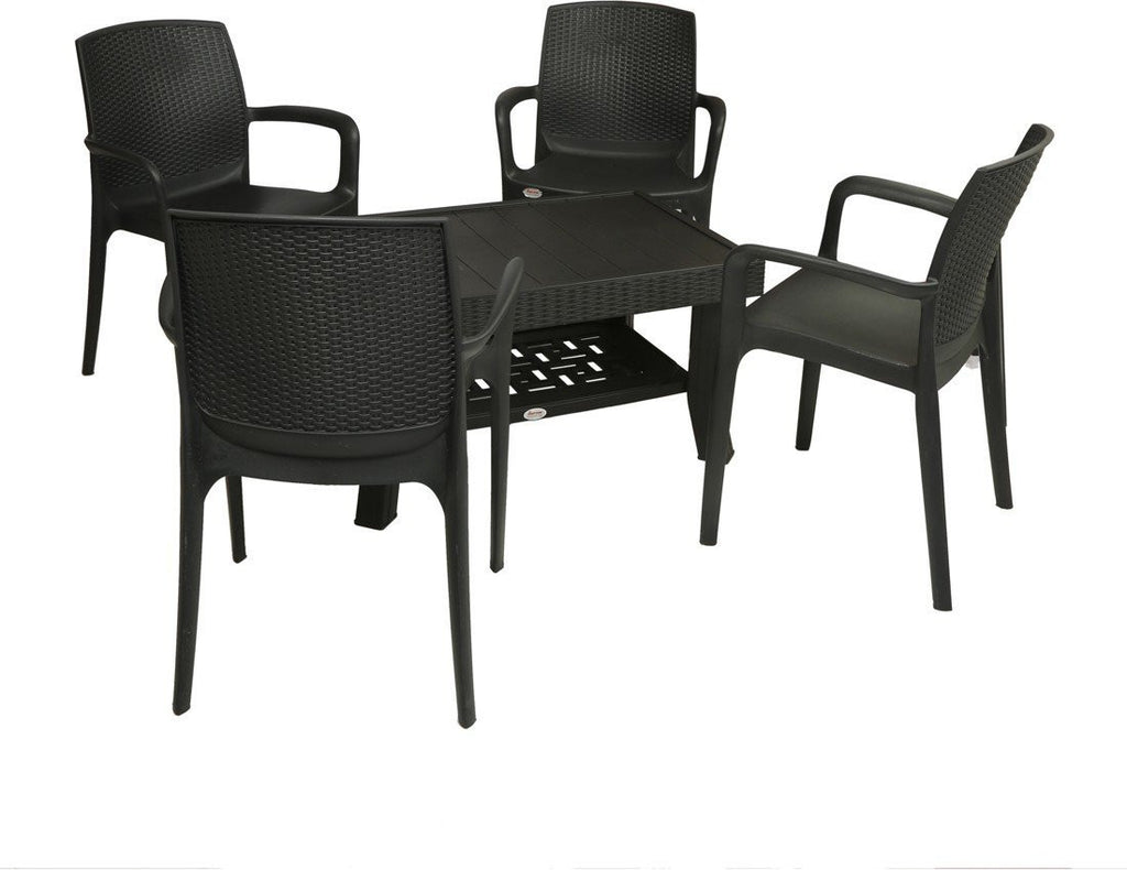 Varmora Coffee Table Set (1+4) - HOMEGENIC