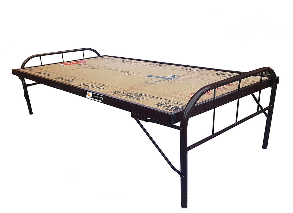 Homegenic Folding Bed, Folding Cot, Guest Folding Bed, Hostel Bed