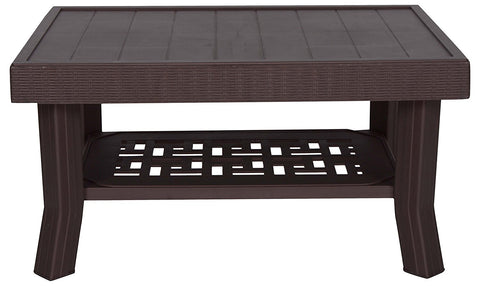 Varmora Coffee Table (Brown)