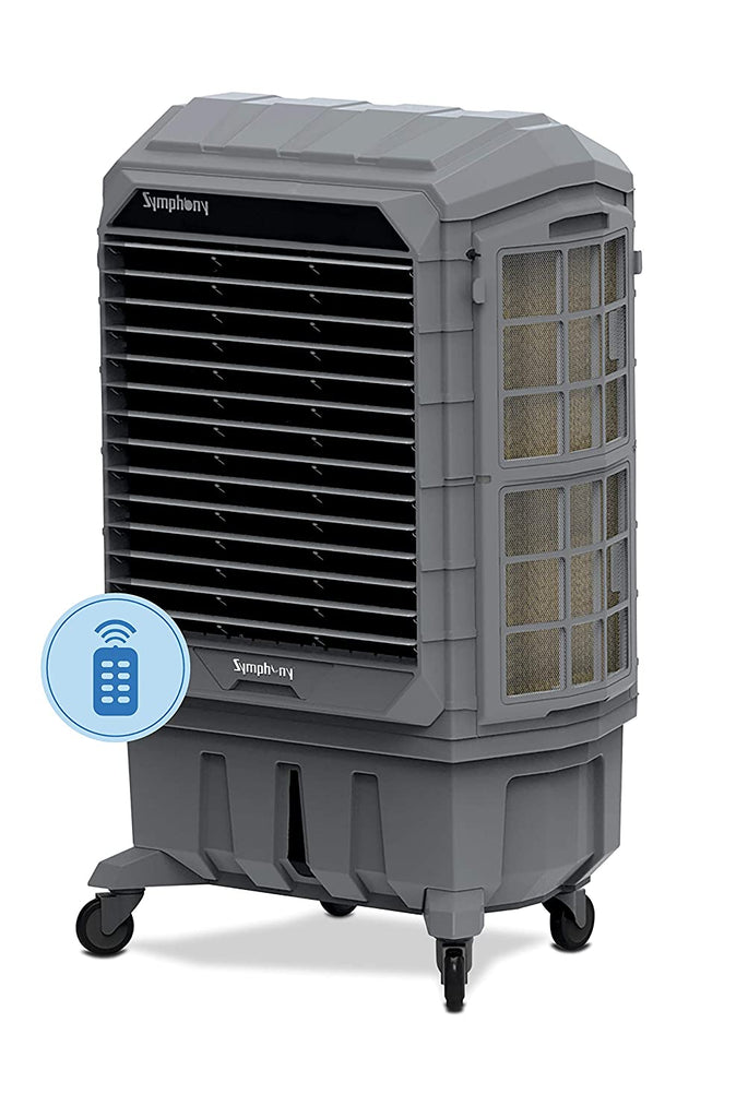Symphony Movicool XL 200i Commercial Cooler Jumbo Cooler 200 Liter with Remote Operation