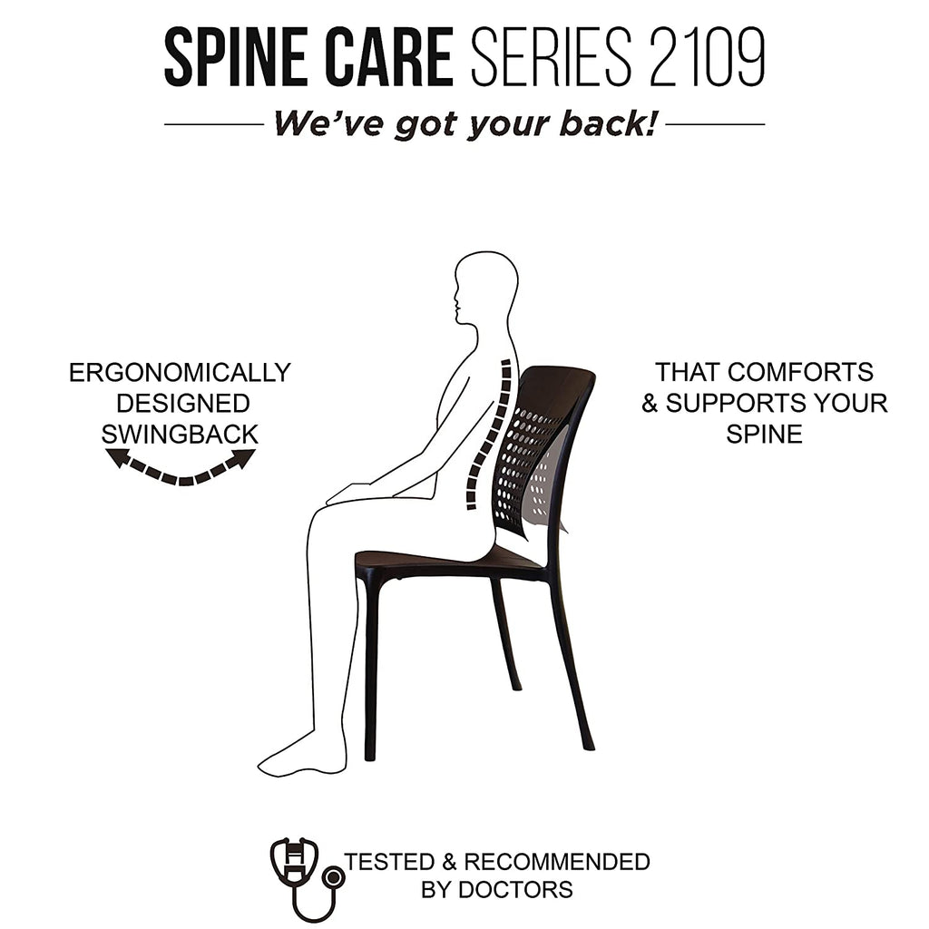 Italica Spine Care Chair for Work from Home