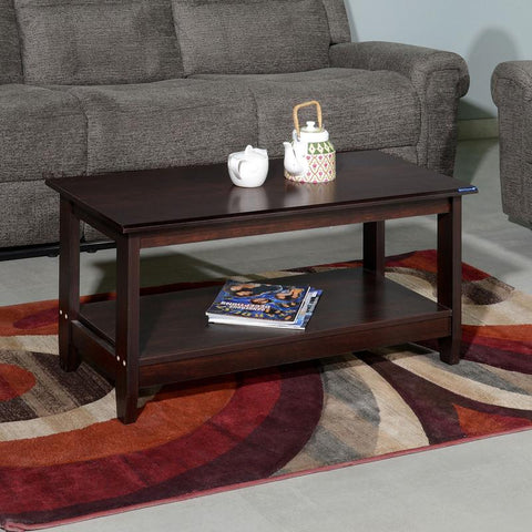 Nilkamal Baron Coffee Table (Walnut)