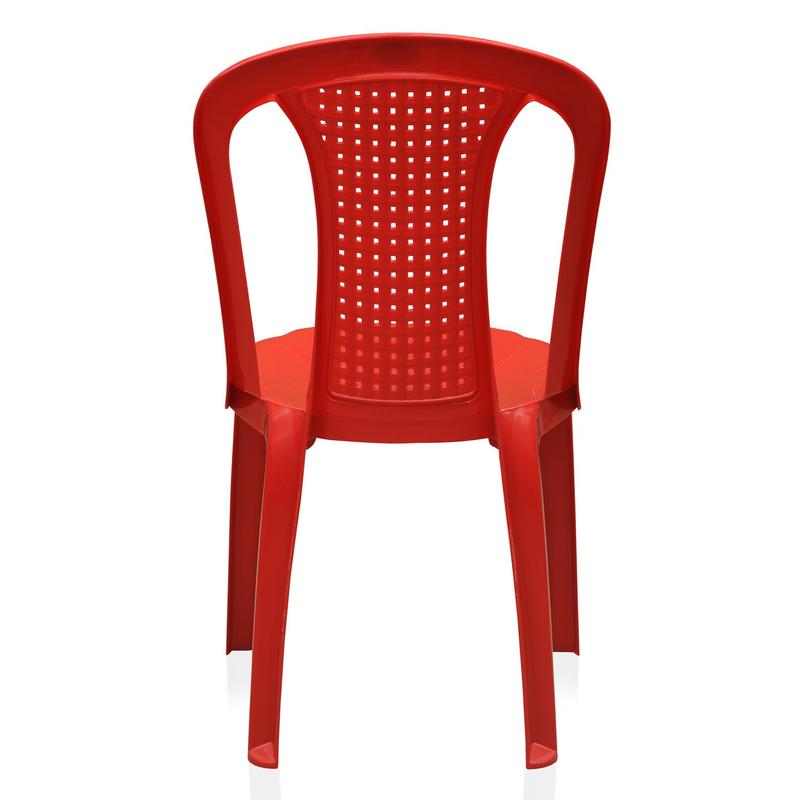 Nilkamal CHR 4002 Armless Chair
