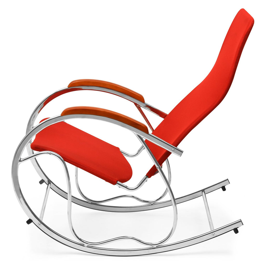 Nilkamal Dylan Rocking Chair for Home and Garden