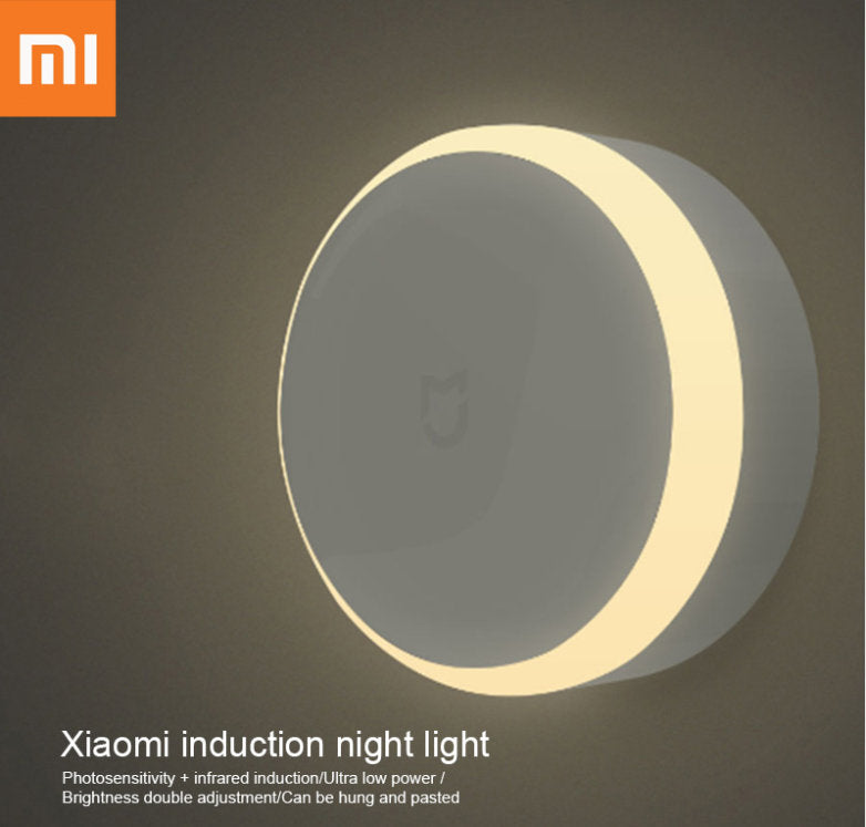 Xiaomi Mijia Smart Corridor Infrared Body Motion Sensor Light (3*AA Battery Operated) - HOMEGENIC