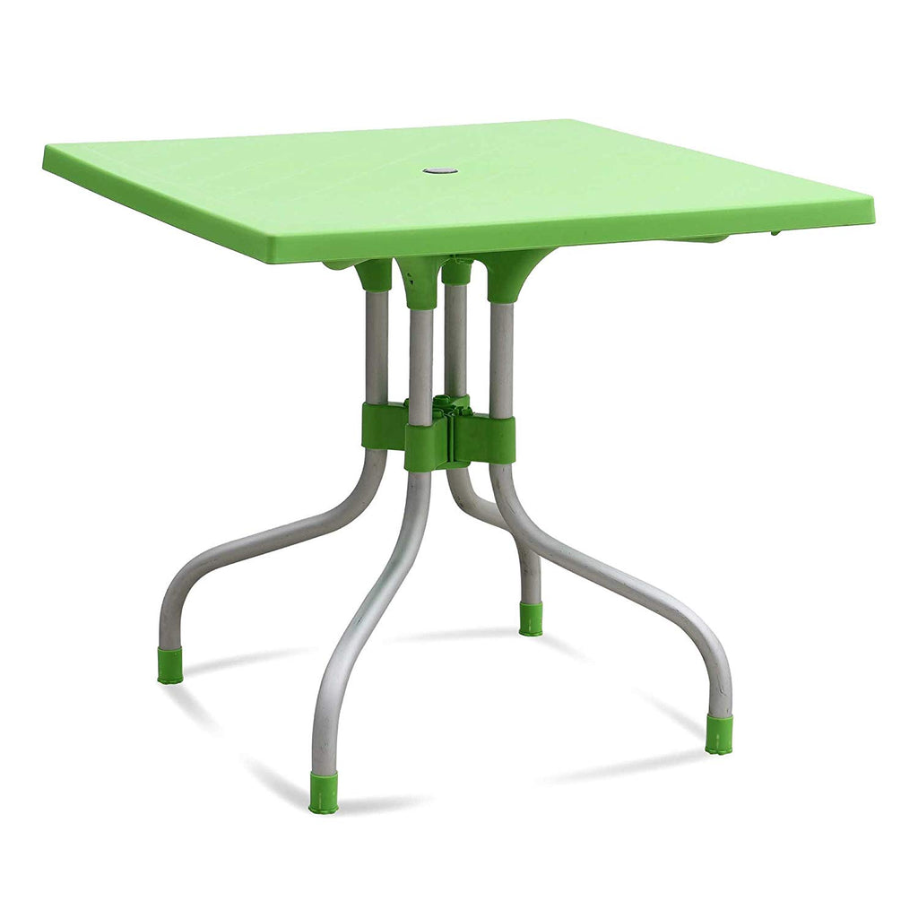 Olive Square Dining Table Round (Green) - HOMEGENIC