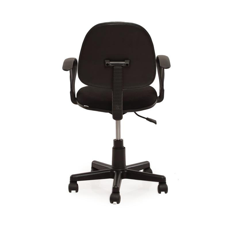 Nilkamal Venus Computer Chair (Black) with Laptop Stand Complimentary