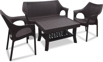 Supreme Loveseat Cambridge Chair with Vegas Coffee Table