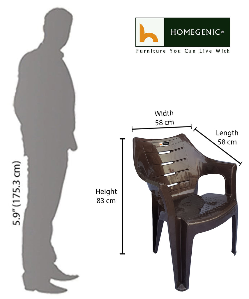 Homegenic Sofa Chair Nova Horiz Design - HOMEGENIC