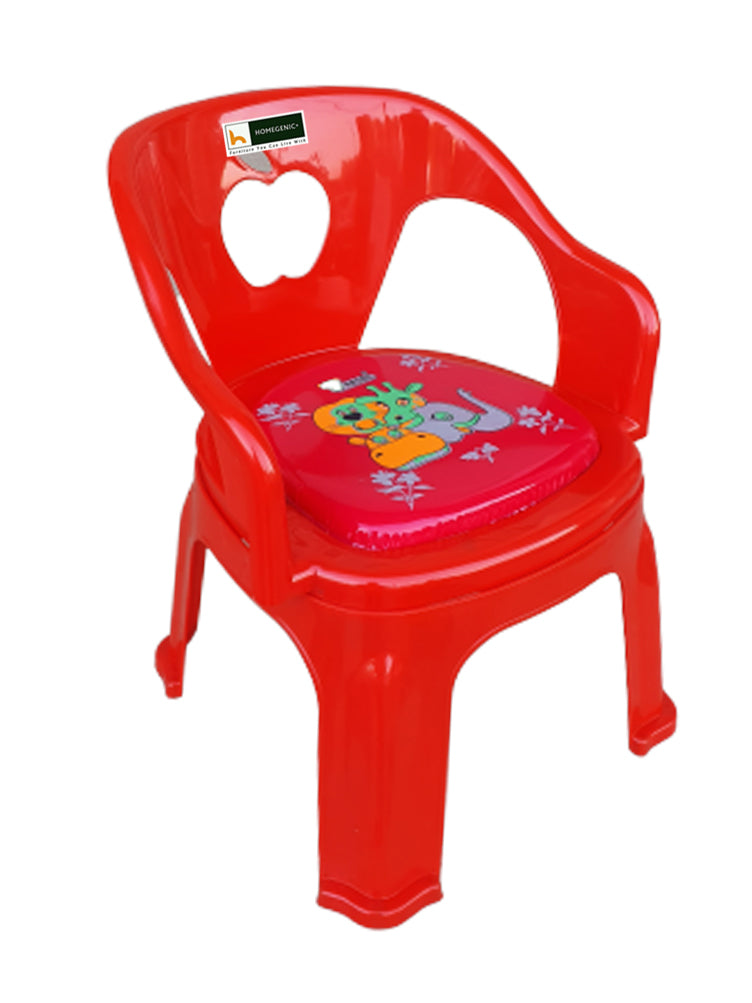 Homegenic Apple Kids Plastic Chair