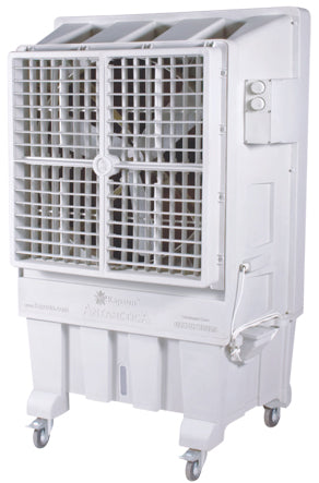 "Kapsun Commercial Air Cooler 30"" Fan with 120 litre Capacity - HOMEGENIC"