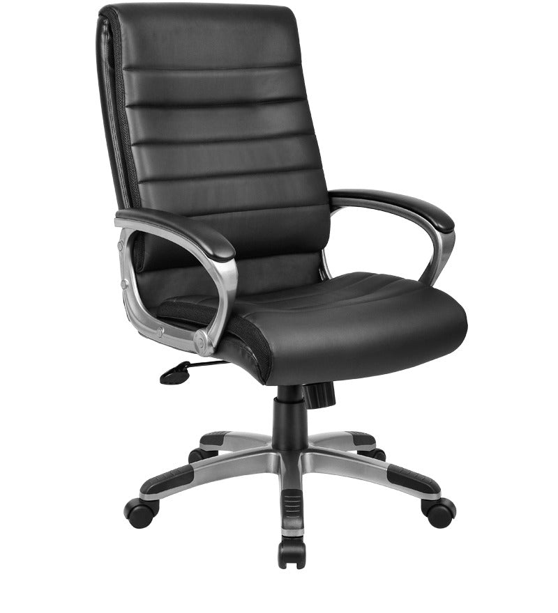 Nilkamal Bold Executive Office Chair (Black) - HOMEGENIC