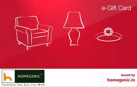 Gift Card - HOMEGENIC