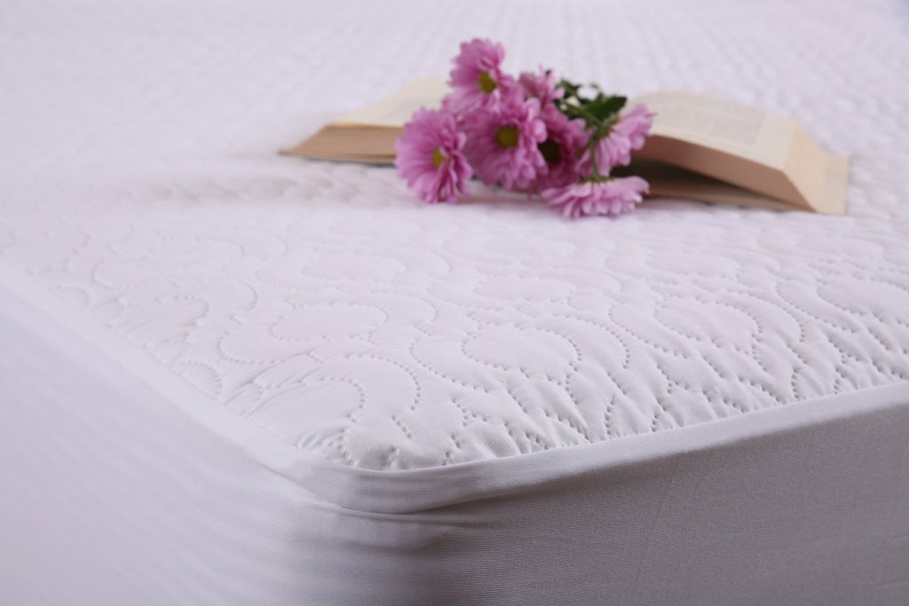 "Premium Waterproof Mattress Protector (For Mattress size 75"" x 72"") - HOMEGENIC"