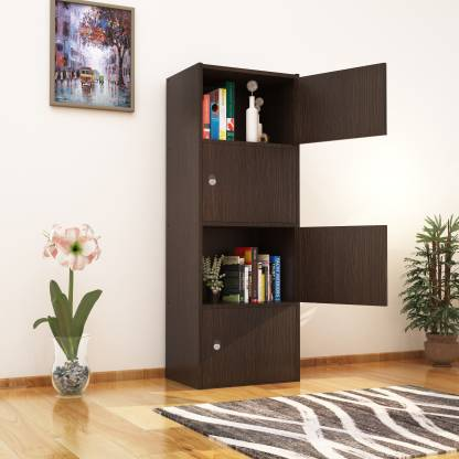 Nikamal Cary Book Case (Wenge)