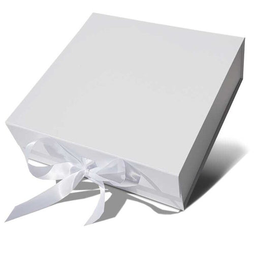 White Gift Box - Medium