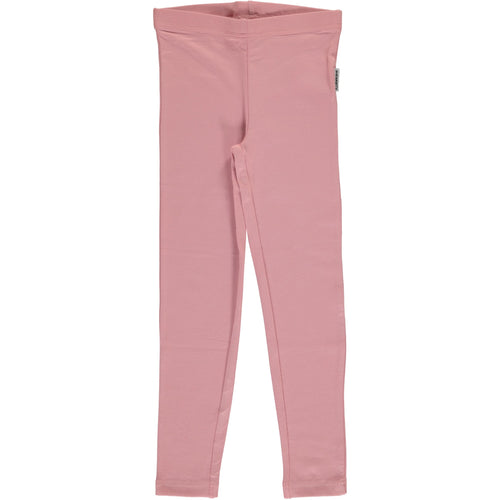 Maxomorra Dusty Pink Leggings