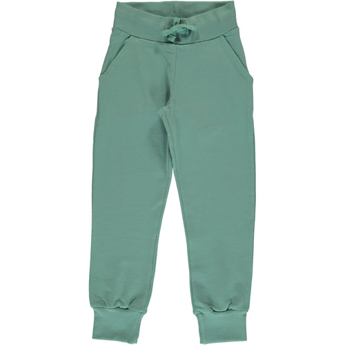 Maxomorra Pale Army Green Sweatpants Tracksuit Bottoms