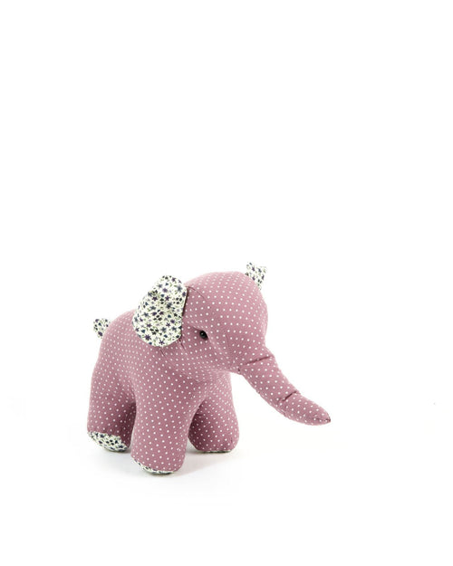 Soft Fabric Elephant Teddy