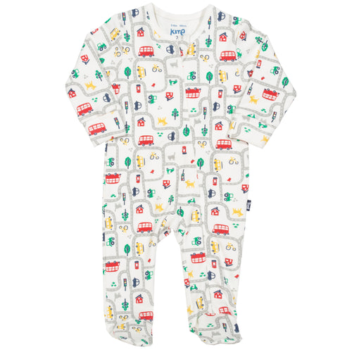 My Journey Zip Sleepsuit