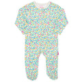 Wildflower Zip Sleepsuit
