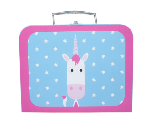 Eunice Unicorn Gift Suitcase, Leggings and Top
