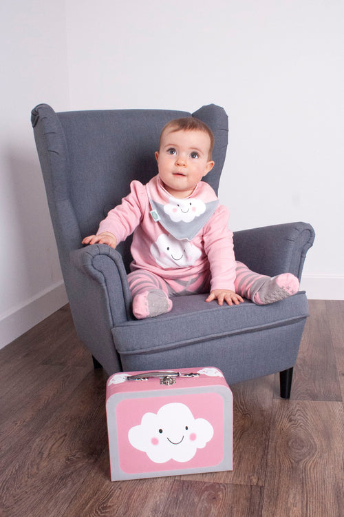 Rosie Cloud Gift Suitcase, Leggings, Top and 2 Pairs Socks